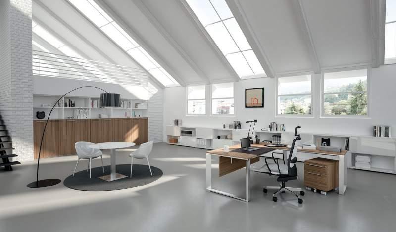 arredare ufficio moderno